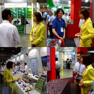 新潟から約100社が出展した第27回日本ものづくりワールドに伺いました。