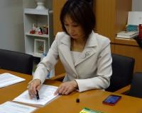 今日は上京し、財務局長として党務に勤しみました。