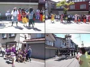 とちお祭り「仮装カーニバル」