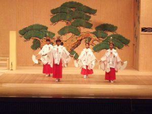加茂市民芸能祭にお邪魔しました。