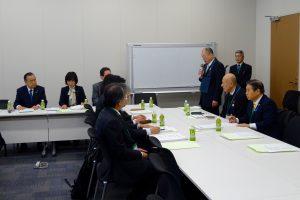 「部落差別解消法」今国会成立を求める東京集会。
