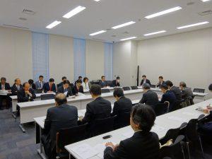 民進党鳥インフルエンザ対策本部会合が開かれました。新潟県で発生した事案は、すべての家きんの殺処分と防疫措置が完了しています。