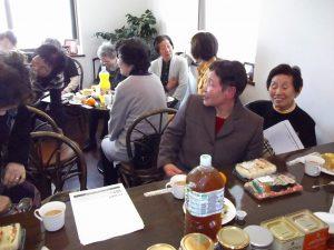 荻川まきこ会 クリスマス女子会に参加しました。
