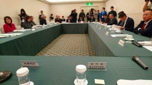 民進党新潟県連の常任幹事会も開催され、忙しい1日となりました。
