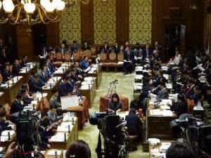 予算委員会。