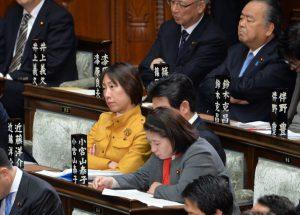23日(月)本会議。政府4演説に対する代表質問1日目。