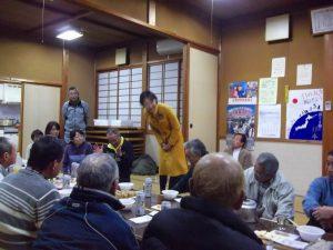 下田地区のテニスクラブ新年会