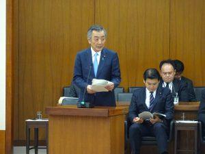 松本純防災担当大臣。