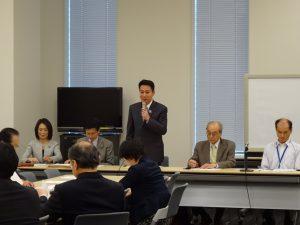 日本の農業のあり方と安全な食を研究する議連。