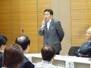 5/12(金)枝野幸男共謀罪対策本部長