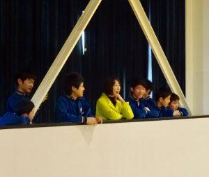 田上町近郷中学校バスケットボール大会
