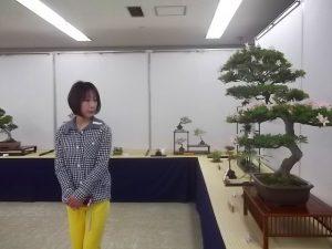 陽風会春季盆栽展