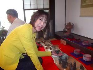 続いて三条陶芸会陶展にお邪魔しました