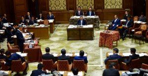 6/1(木)議院運営委員会において天皇の退位等に関する皇室典範特例法案の審議。