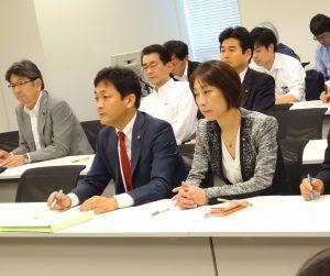 6/12(月)加計学園疑惑調査チーム会合。