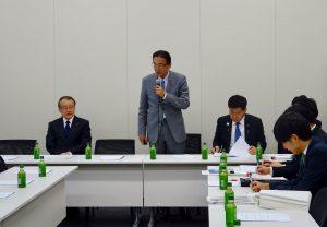 6/12(月)会長は自民党の古屋圭司衆議院議員。