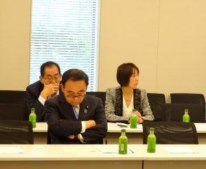 6/12(月)超党派の日本・太平洋島嶼国友好議連。