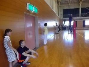 サマーカップ加茂市小学校バレーボール大会
