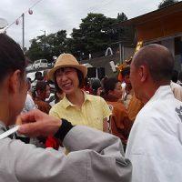 加茂川夏祭り