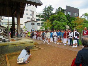 三条神明宮秋祭り